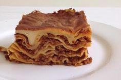 Λαζάνια με κιμά - Food-Factory | Ζυμαρικά - InStyle.gr