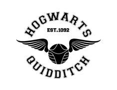 hogwarts quidditch logo - Google Search