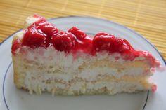 Tia Spring's Lady Finger Cake – Luvs 2 Eat Finger Desserts, Cookie Desserts, Easy Desserts, Delicious Desserts, Yummy Food, Lady Finger Cake Recipe, Lady Fingers Recipe, Sweet Recipes, Cake Recipes