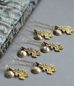 fall bridesmaid gifts accessories