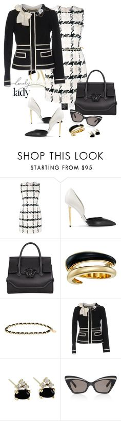 """Lovely Lady💋"" by michelledevon ❤ liked on Polyvore featuring Alexander McQueen, Tom Ford, Versace, Michael Kors, Chanel, Moschino, Inez & Vinoodh and Karen Walker"