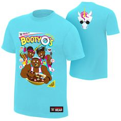 "The New Day ""Booty-O's"" Authentic T-Shirt - WWE US"