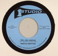 Marcia Griffiths   Brentford Disco Set - Feel Like Jumping (Soul Jazz) #vinyl #records #vinylrecords #dj #music #Dub