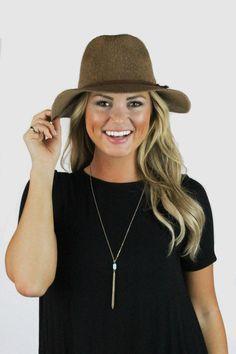 Harvest Hat — The Impeccable Pig Online Boutique