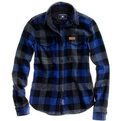 Madewell Penfield Chatham Buffalo Plaid Flannel ($80) ❤ liked on Polyvore featuring tops, shirts, long sleeves, plaid, women, long sleeve button down shirts, plaid flannel shirt, long sleeve flannel shirts, button down shirt and blue button down shirt