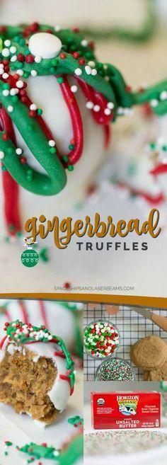 Easy Gingerbread Tru