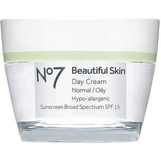 Boots No7 Beautiful Skin Day Cream for Normal/Oily Skin Normal/Oily Ulta.com - Cosmetics, Fragrance, Salon and Beauty Gifts