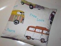 VW Bulli / Bus Kissen
