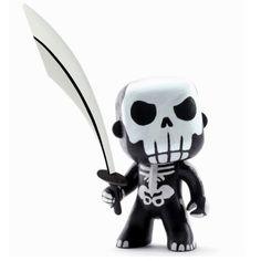 Figurine Arty Toys : Les monstres : Skully - Djeco-06719
