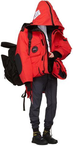 Vetements - Black Eastpack Edition Oversized PAK'R' Backpack