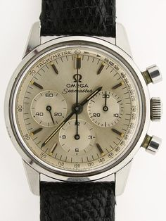 Omega 1964 Seamaster Chronograph