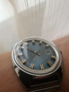Slava Mechanical Vintage Watch 21 jewels