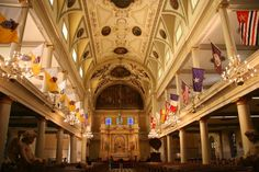 11 Under $5 -- Super-Cheap Things to do in New Orleans' French Quarter: Tour the St. Louis Cathedral