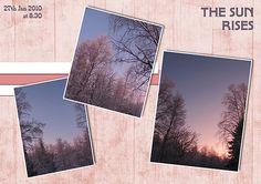 The Sun Rises by Eijaite.deviantart.com on @DeviantArt