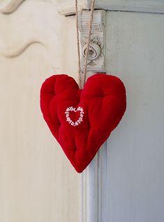 red hearth