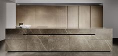 The superb Eggersmann Unique Kitchen Limestone. What can I say?
