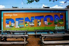 52 best denton images on pinterest denton texas murals and street art index denton murals solutioingenieria Images
