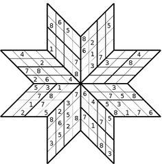 Spark Sudoku Octogramme