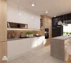 Kitchen Furniture, Kitchen Interior, New Kitchen, Furniture Design, Modern Master Bedroom, Master Bedroom Design, Modern Traditional, Modern Bathroom Design, Home Decor Accessories