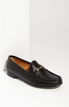 Gucci Loafer. Link: http://shop.nordstrom.com/s/gucci-clyde-leather-loafer/3235404?cm_cat=datafeed_ite=gucci_'clyde'_leather_loafer:389444_pla=shoes:women:flats_ven=Google_Product_Ads:ad=20584803593:adType=pla:filter=42386772593:keyword=:match=:referralID=NA:trackingCode=65530A35-82FE-E011-8116-001517B1882A=pla $585