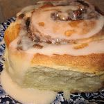 BREAD MACHINE CINNAMON ROLLS (and a Thank You)