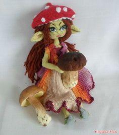Knitted Dolls, Crochet Dolls, Crochet Fairy, Waldorf Dolls, Amigurumi Doll, Gnomes, Fairy Tales, Crochet Patterns, Teddy Bear
