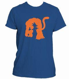 https://crowdence.com/goku Campaña en crowdence 'Goku y Ozaru': Camiseta de Dragon Ball en la que aparecen Goku niño y Ozaru (el Gran mono).  Esta camiseta esta realizada por ''Thinking Heads'', si deseas darnos tu opinión de la camiseta, dar nuevas ideas o contactar con nosotros puedes hacerlo a través de: https://www.facebook.com/thinkingheadsdesign https://twitter.com/ThinkingHeadsRM thinkingheads92@gmail.com