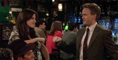 Pin for Later: 36 Reasons Why You'd Love Robin Scherbatsky Too She's a Guy's Girl