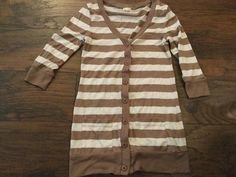 Zenana Outfitters Women's Size Large Half-Sleeve Cardigan! Great Condition!