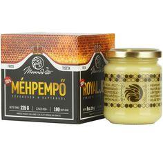 Friss tiszta méhpempő, egyenesen a kaptárból! Magas hatóanyag tartalmú méhpempő. Royal Jelly, Candle Jars, The 100, Pork, Gelee, Turmeric