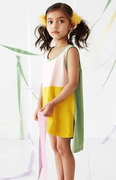 Baobab // Kids Fashion around the world // 20 favorite brands of CITYMOM. Little Girl Photos, Little Girl Outfits, Kids Outfits Girls, Kid Photos, Fashion Design For Kids, Fashion Kids, Trendy Kids, Dope Outfits, Kid Styles