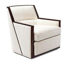Galileo Swivel Lounge Chair