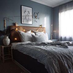 Sweet dreams by @casachicks #inredning #hjemmekos #hjem #interiørdilla #interior12follow #hem #sovrum #soverom #interiørtips #bedroom #interior #interiørdesign #interiör #interiørinspirasjon #christmas #nordiskehjem #bedroomdesign #dekor #hem #interiør #vackrahem #skönahem #dagensinteriør #tipstilhjemmet #sovrumsinspo #hemma #interior #innredning #mynordicroom #ukensprofil - Architecture and Home Decor - Bedroom - Bathroom - Kitchen And Living Room Interior Design Decorating Ideas…