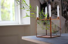 The Generation Changing The Face Of Irish Interiors Bear Art, Home Trends, Beautiful Textures, Candle Holders, Change, Interior, Design, Copper, Seasons