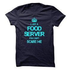 I Am A Food Server - #shirts for tv fanatics #hoodie allen. TRY => https://www.sunfrog.com/LifeStyle/I-Am-A-Food-Server-55879675-Guys.html?68278
