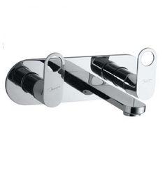 Jaquar Bathroom Partitions jaquar ornamix prime bath tub spout with button attachment for