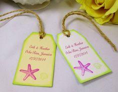 Welcome Wedding Favor Tag/Welcome Gift Bag Tag/Beach Wedding Thank You Tag/Bridal Shower Tag/Gift Tag/Destination Wedding Tags