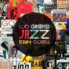 The 100 Greatest Jazz Album Covers