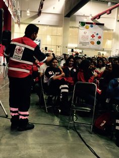 The annual Cruz Roja Mexicana National Convention 2014 took place in the city of San Luis Potosi, Mexico over the past weekend where UL and Cruz Roja trained an additional 200 Youth Group Leaders to be Safety Smart Ambassadors. To date 600+ Safety Smart Ambassadors/Youth Group Leaders have been trained and 47,950 children have received Safety Smart presentations. Do your part and get involved in Safety Smart!  #safetysmart https://www.facebook.com/CruzRojaMx