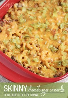 In the mood for a tasty casserole? Look no further!