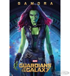 Guardians of the Galaxy Gamora Hier bei www.closeup.de