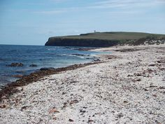 The Shell beach at John o Groats by LouiseJ2010, via Flickr (aka The Point o' the Niss)