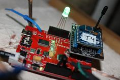 home automation with Arduino and XBee