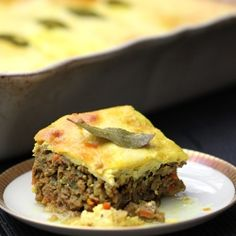 Bobotie is South Africa's incredibly delicious meat pie. It's the best meatloaf ever - curried ground lamb and beef topped with savory egg custard. Egg Recipes, Great Recipes, Cooking Recipes, Favorite Recipes, Custard Ingredients, Best Meatloaf, South African Recipes, Good Food, Food And Drink