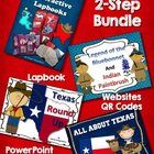 Texas, Texas Symbols and Facts, Lapbook, PowerPoint, Writing $; (162 pages)  This unit contains my BEST seller. All you want in teaching about facts and symbols a...