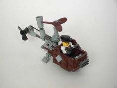 Steam-Copter by DarthNick, via Flickr