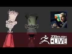 Shane Olson - Sculpting Stylized Characters - Episode 21 - YouTube