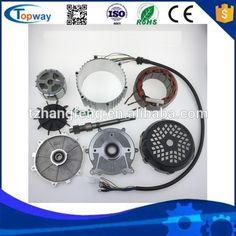 magnet 40mm*4 height 48V 1000w DC brushless motor for rickshaw