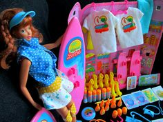 1980's Barbie Collection California Dreamin by HollyeGolightly, $34.99
