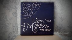 Such a cute addition for a nursery or kids' room! $25 Plus FREE Shipping! Use code Pinterest15 to save 15%!